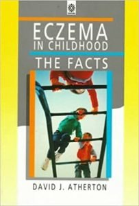 Eczema in Childhood-Paperback