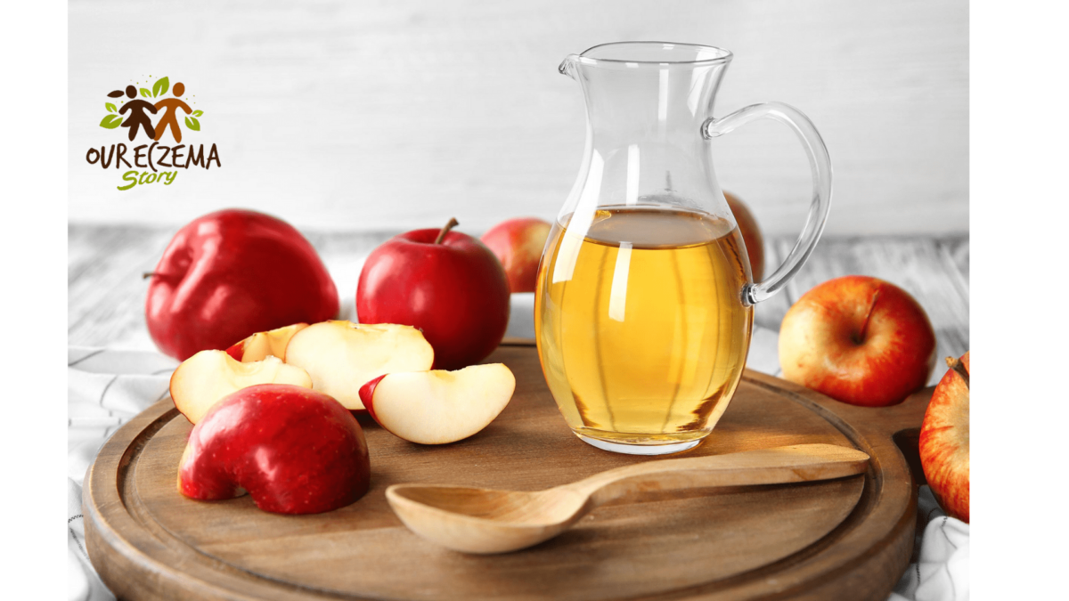 does apple cider vinegar work for eczema