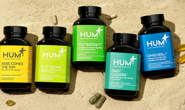 hum is transitioning to 100 ocean bound plastic