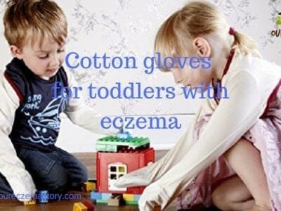 cotton gloves for toddlers with eczema