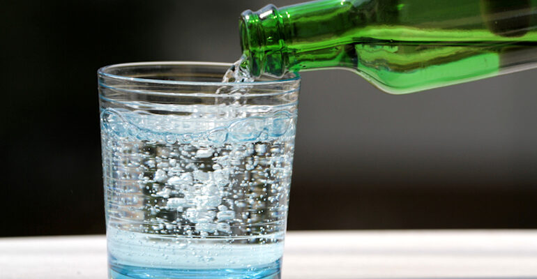 is carbonated water actually good for you a dietitian answers