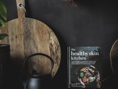 reading the healthy skin kitchen actually helped my eczema