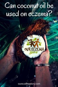 Can coconut oil be used on eczema min